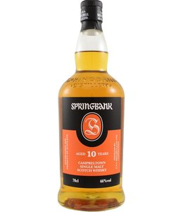 Springbank 10-year-old - 19/452