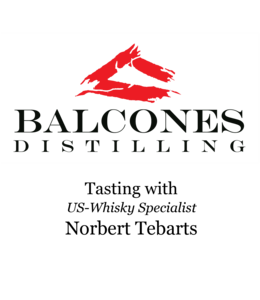 Balcones Texas Proeverij op dinsdag 17 maart 2020