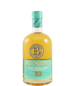 Bruichladdich 10-year-old - bottled 2002