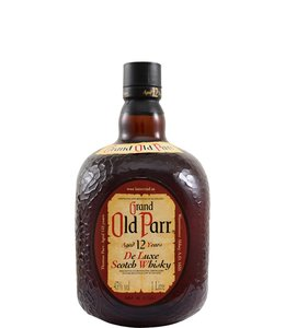 Grand Old Parr 12-year-old Macdonald, Greenlees Ltd.