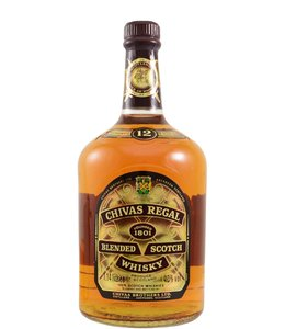 Chivas Regal 12-year-old - 1.14 liter