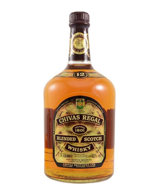 Chivas Regal Chivas Regal 12-year-old - 1.14 liter