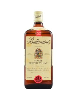 Ballantine's Finest Scotch Whisky for HRH Prince of the Netherlands