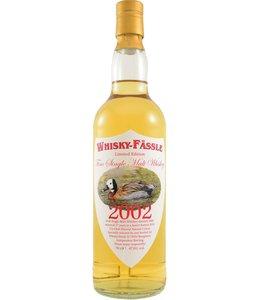 Irish Single Malt Whiskey 2002 Whisky-Fässle