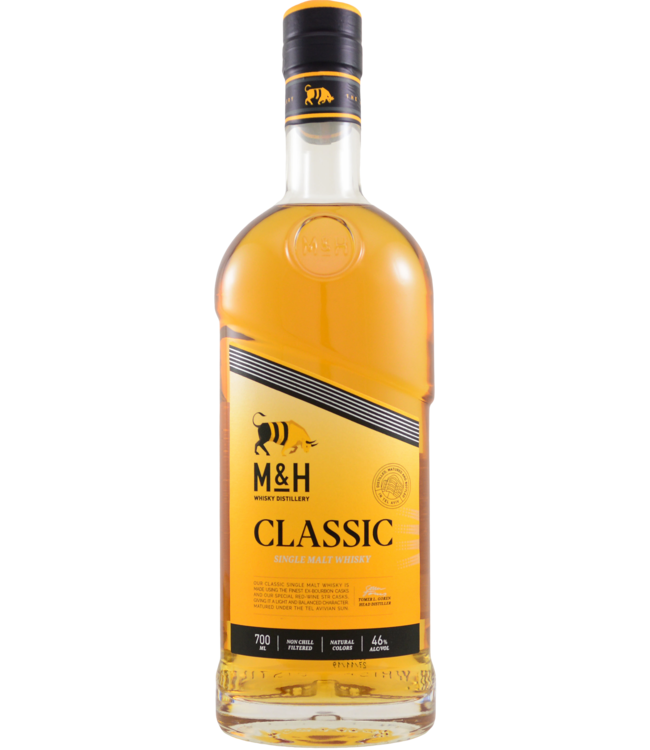 Milk & Honey Whisky Distillery M&H Whisky Distillery Classic