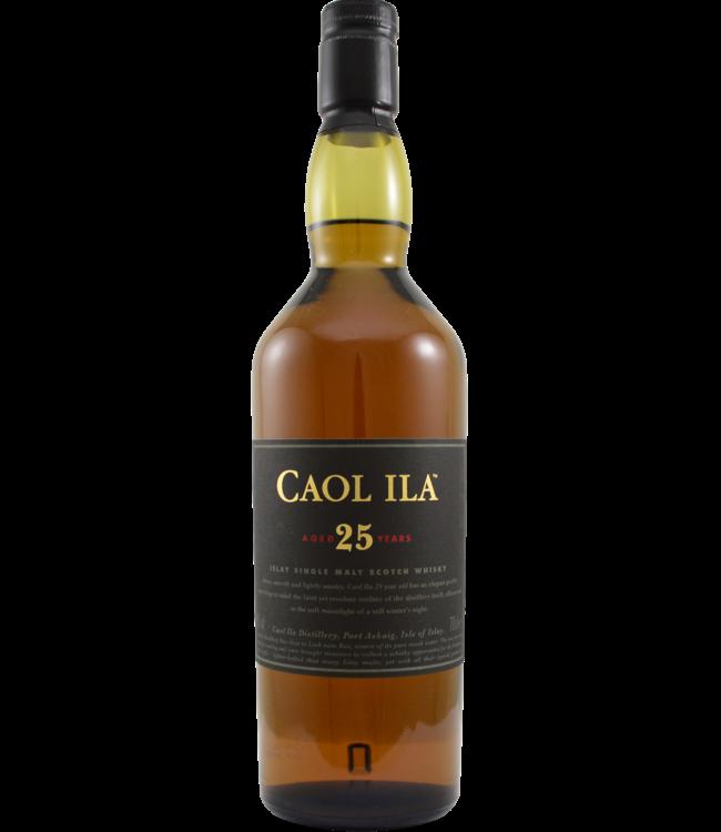 Caol Ila Caol Ila 25-year-old - 2019