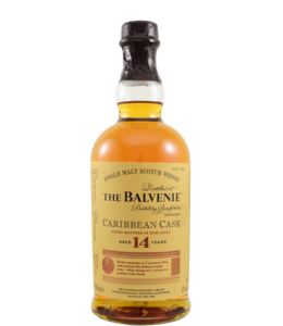 Balvenie 14-year-old Caribbean Cask - collection