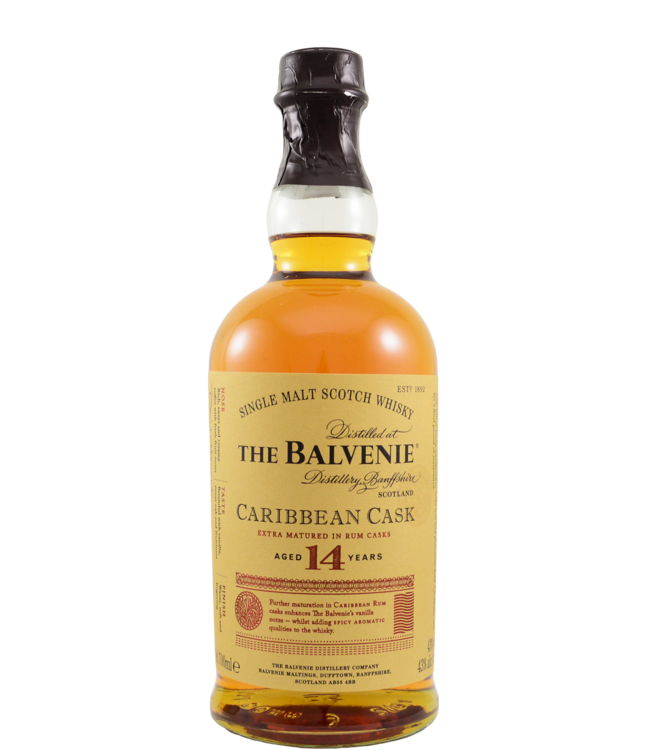 Balvenie Balvenie 14-year-old Caribbean Cask - collection