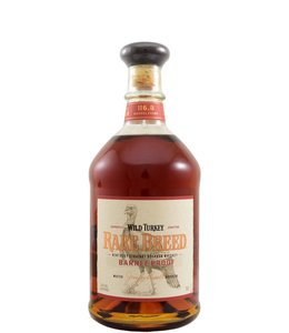 Wild Turkey Rare Breed - 58.4%