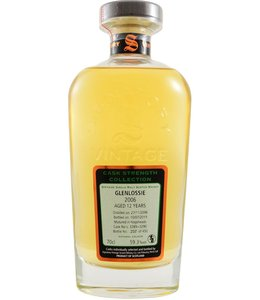 Glenlossie 2006 Signatory Vintage - 59.3%