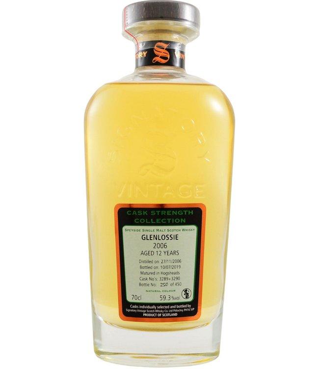 Glenlossie Glenlossie 2006 Signatory Vintage - 52.1%