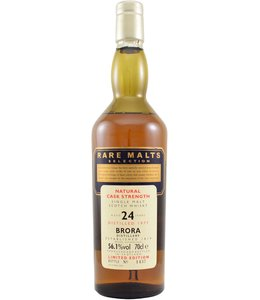 Brora 1977 Rare Malts - bottle 1437 (beschadigde doos)