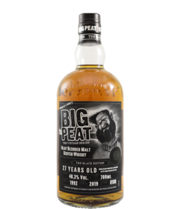 Big Peat 1992 - The Black Edition - 48.3%