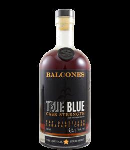 Balcones True Blue - Cask Strength - 63.1%