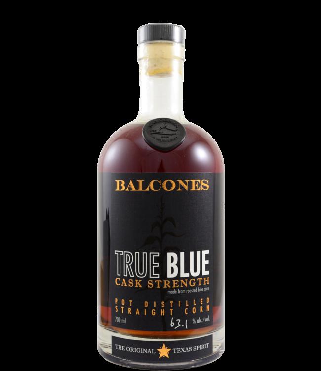 Balcones Balcones True Blue - Cask Strength - 63.1%