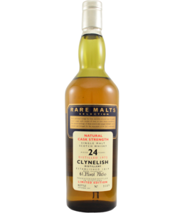 Clynelish 1972 Rare Malts - bottle 1609
