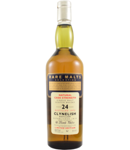 Clynelish 1972 Rare Malts - bottle 1645