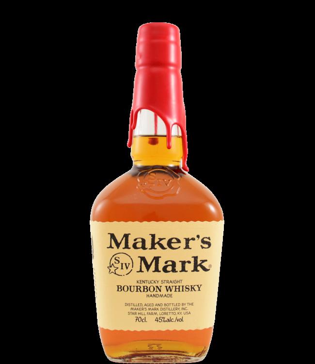 Maker's Mark Maker's Mark Red Wax