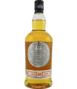 Hazelburn 10-year-old - 2019