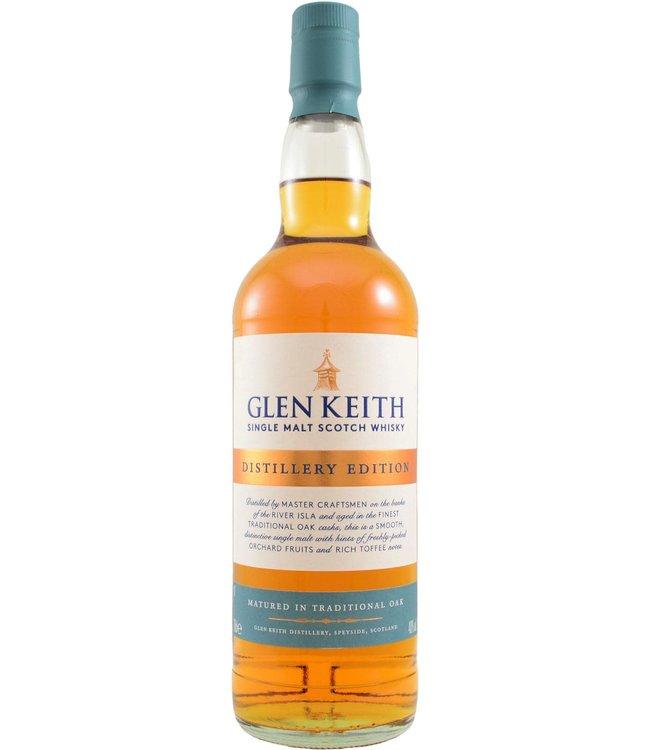 Glen Keith Glen Keith Distillery Edition 2020