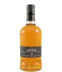 Ledaig 10-year-old - New Label