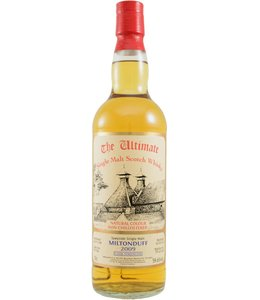 Miltonduff 2009 Ultimate - cask 701726