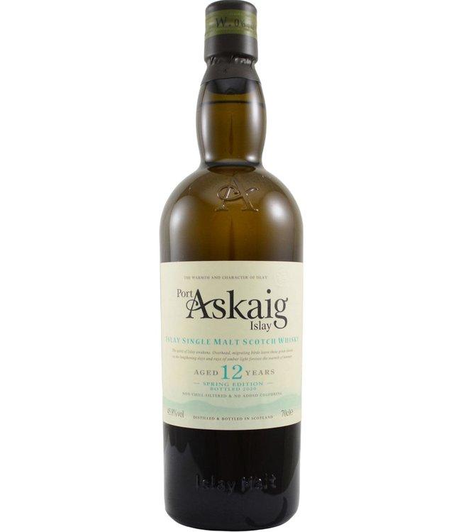 Port Askaig 12-year-old Elixir Distillers - Spring Edition