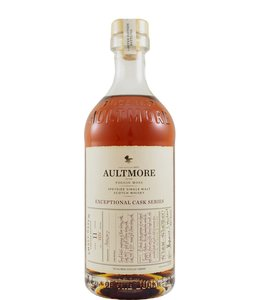 Aultmore 11-year-old - Exceptional Cask Series