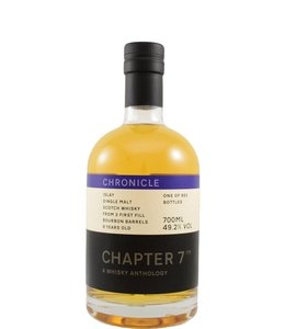 Islay Single Malt Scotch Whisky 08-year-old Ch7 Chapter 7