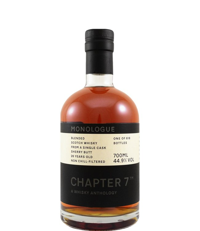 Blended Scotch Whisky 1993 Chapter 7
