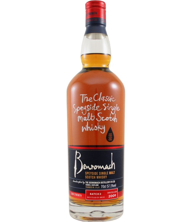 Benromach Benromach 2009 Cask Strength - Batch 2