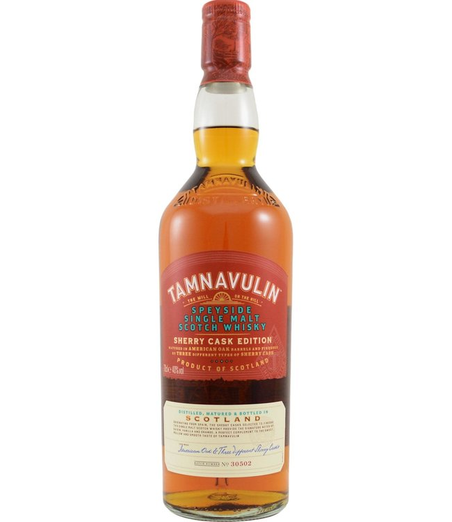 Tamnavulin Tamnavulin Sherry Cask Edition