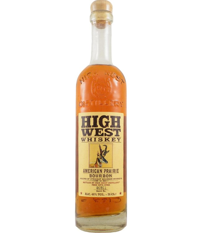 High West Distillery High West American Prairie Bourbon