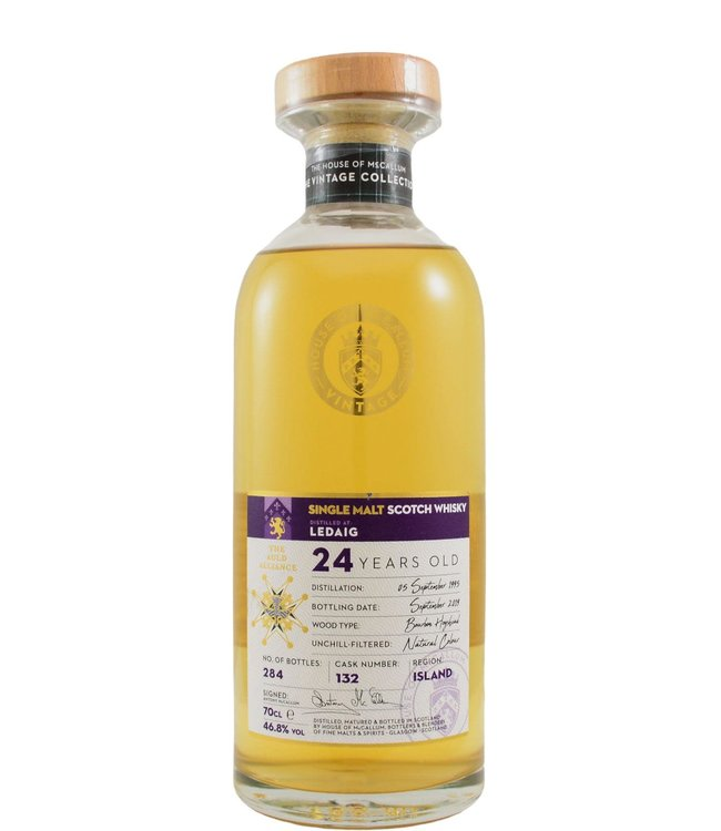 Ledaig Ledaig 1995 House of McCallum