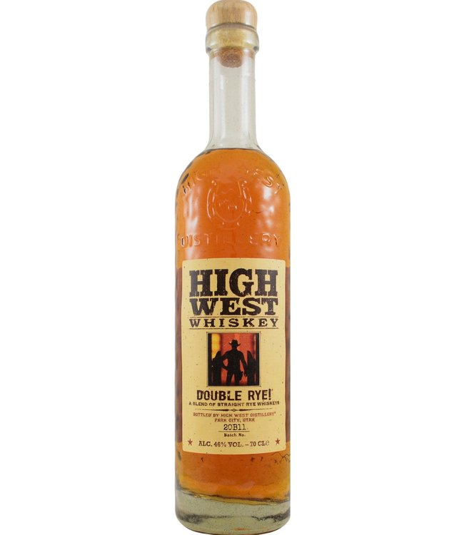High West Distillery High West Double Rye!