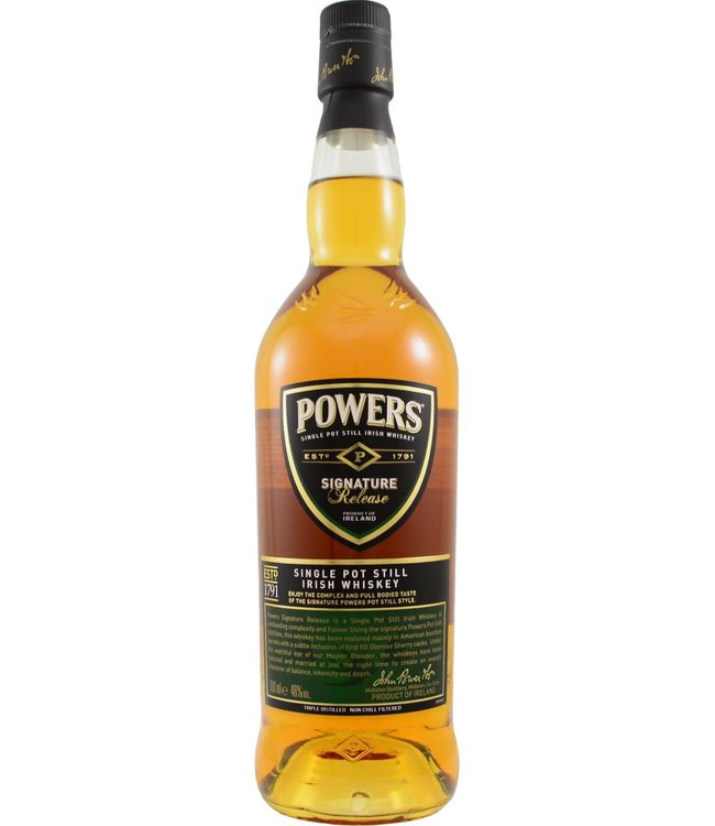 Powers Powers Signature Release