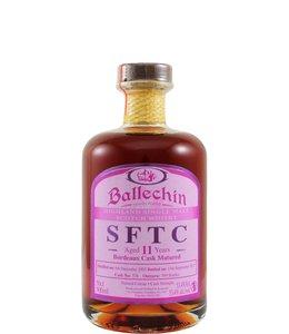 Ballechin 2005 - Bordeaux Cask - 53.4%