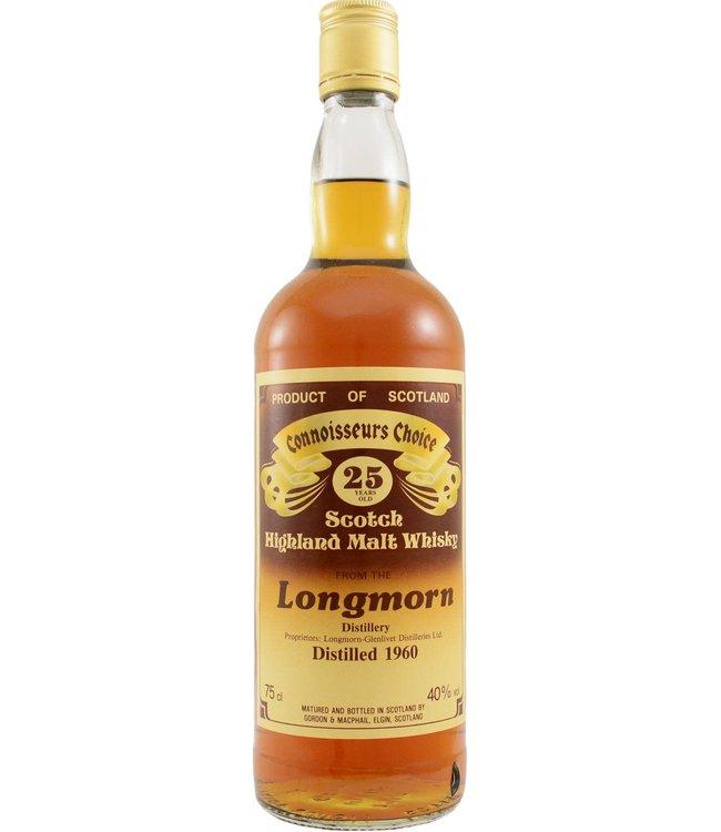 Longmorn Longmorn 1960 Gordon & MacPhail