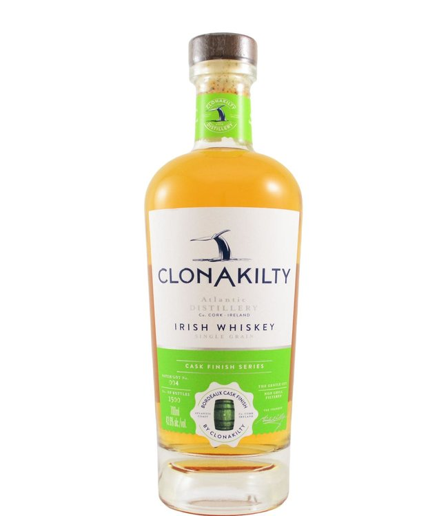 Clonakilty Clonakilty Bordeaux Cask Finish