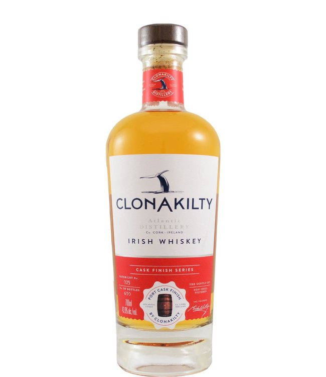 Clonakilty Clonakilty Port Cask Finish