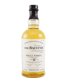 Balvenie 12-year-old - Single Barrel 13174