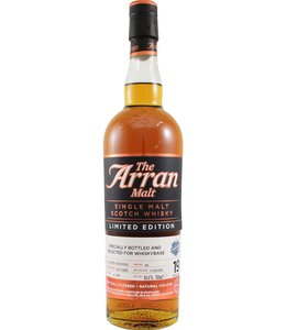 Sold out - Arran 2000 for Whiskybase