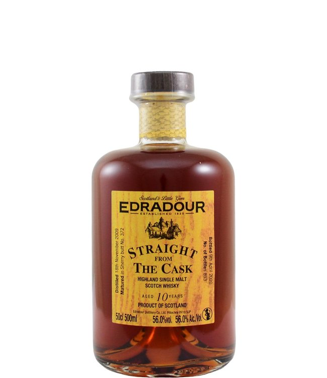 Edradour Edradour 2009 - Cask 372 56%