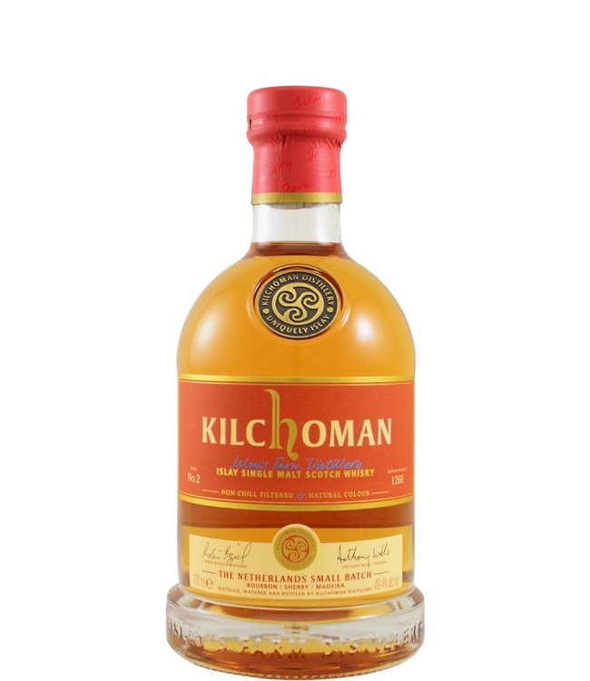 Kilchoman Kilchoman Small Batch Release No. 2