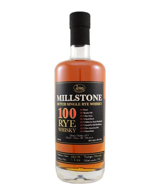 Millstone Millstone 2010 - 100 Rye - 2020