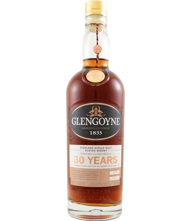 Glengoyne Glengoyne 30-year-old - 2018 edition