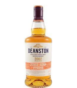 Deanston 2002 - Pinot Noir Finish