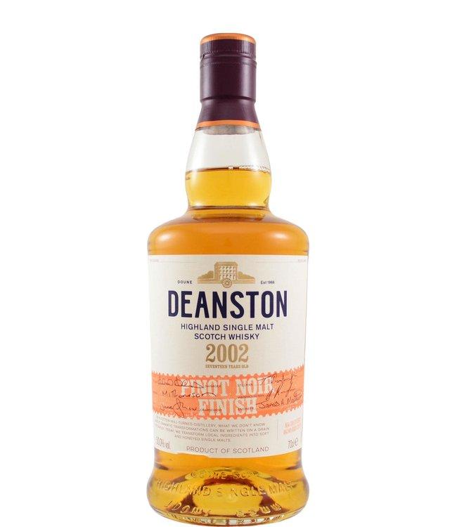 Deanston Deanston 2002 - Pinot Noir Finish