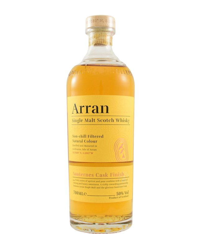 Arran Arran Sauternes Cask Finish