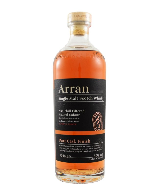 Arran Arran Port Cask Finish